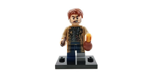 LEGO Harry Potter and Fantastic Beasts Collectible Minifigures (71022) - Barty Crouch Jr.