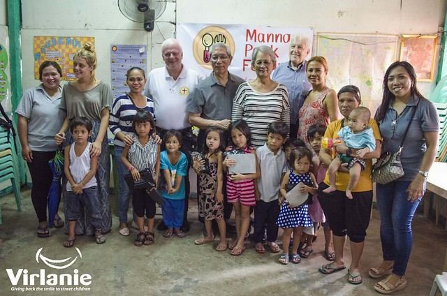 Our Bagong Silangan kids with Sir Karl, Marc, and Rod