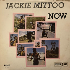 JACKIE MITTOO:NOW(JACKET A)