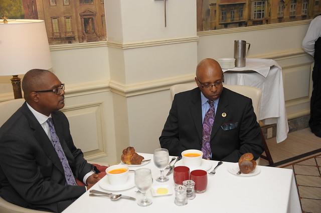2018 Congressional Black Caucus Meetings