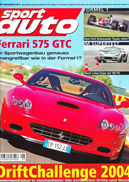 sport auto 8/2004