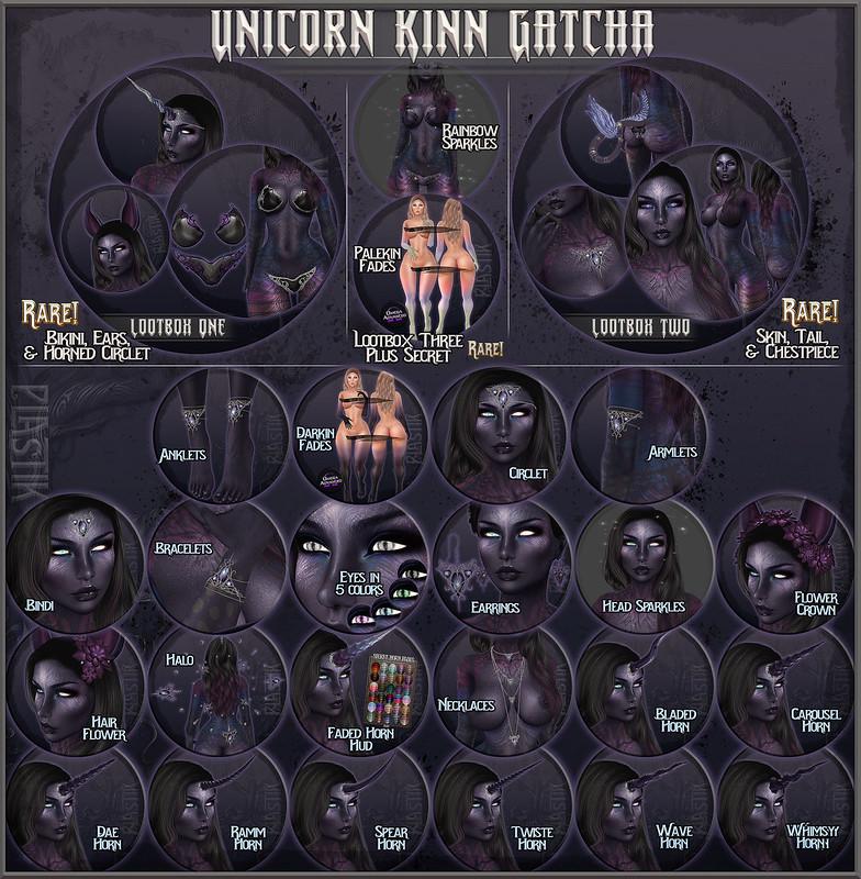Unicorn Kinn @ Lootbox