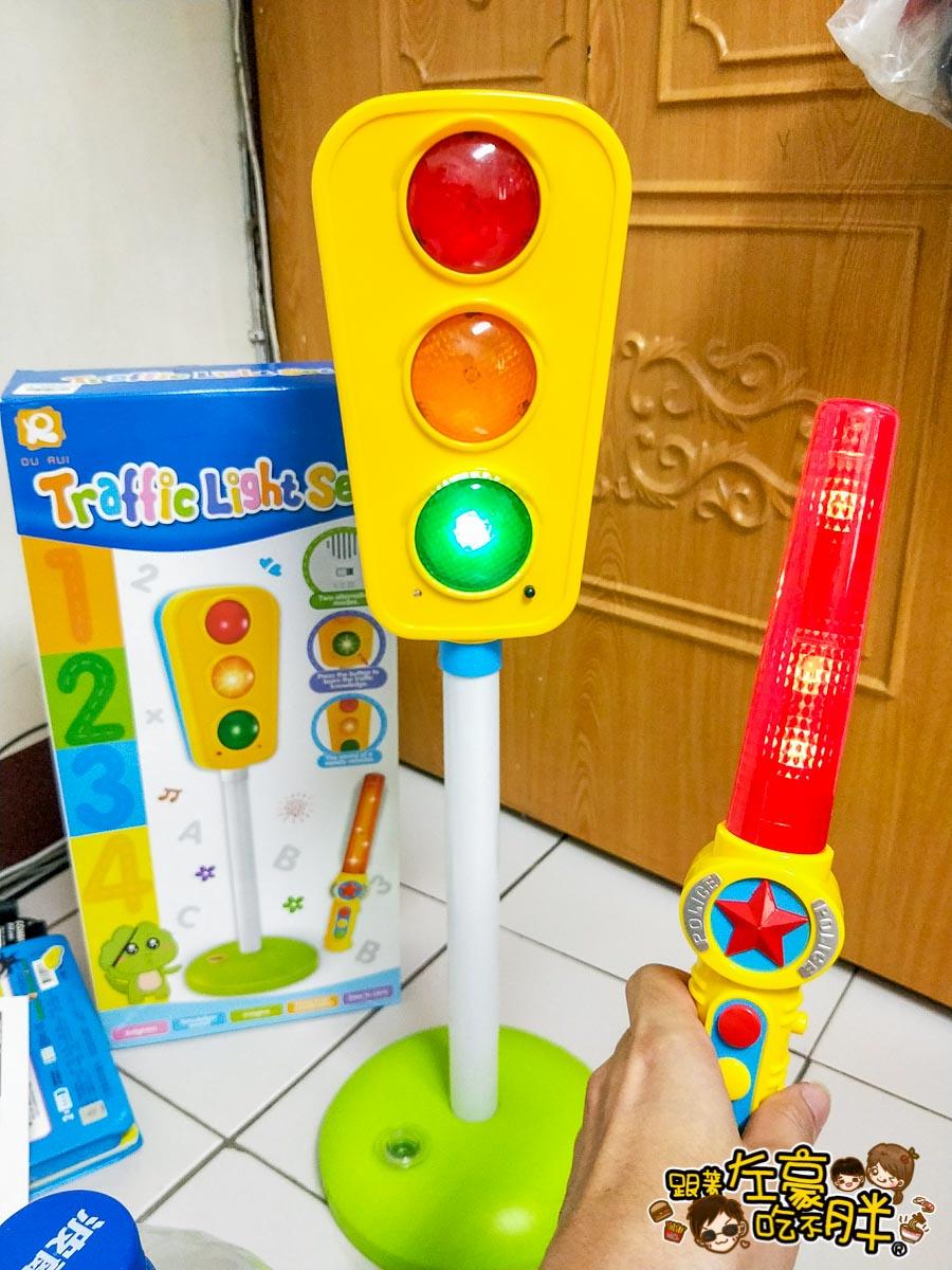 紅綠燈交通指揮棒(有燈光有聲音)-6