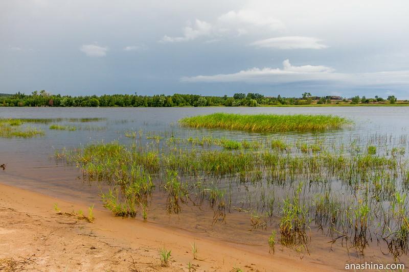 Устье Вуоксы, Приозерск