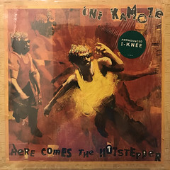 NI KAMOZE:HERE COMES THE HOT STEPPER(JACKET A)