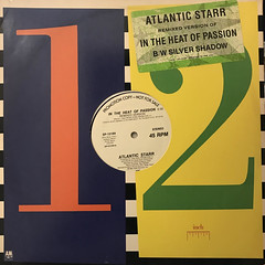 ATLANTIC STARR:IN THE HEAT OF PASSION(JACKET A)