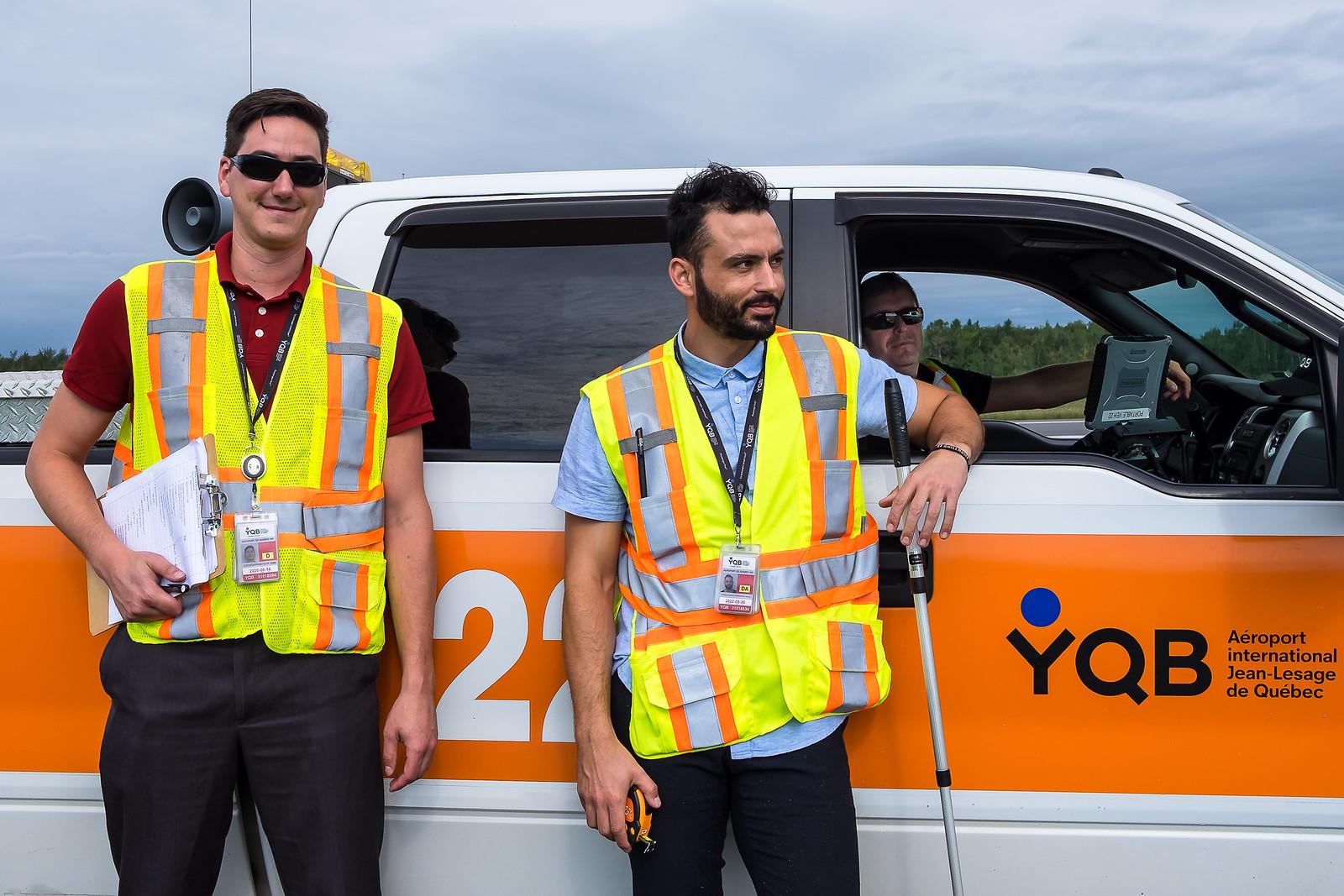 YQB (Aéroport de Québec) 30555546618_a61dc996c8_h