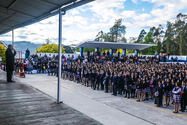 Inicio de Clases - Unidad Educativa Gran Colombia