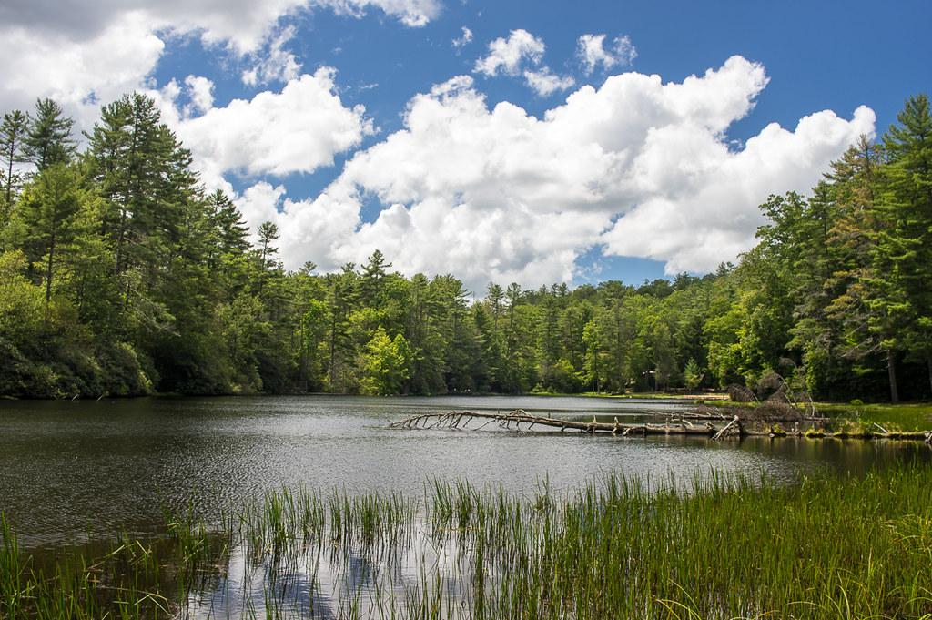 Cliffside Lake