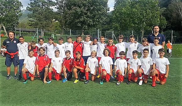 Settore Giovanile: Polisportiva Virtus al lavoro a Mezzano!
