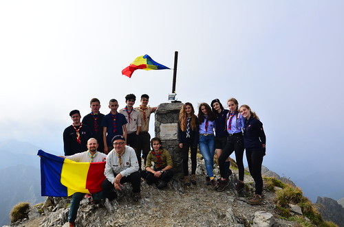 Făgăraș, Negoiu - 2018 - pregătim Clanul și Focul