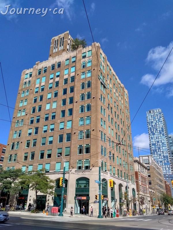 Balfour Building, Toronto