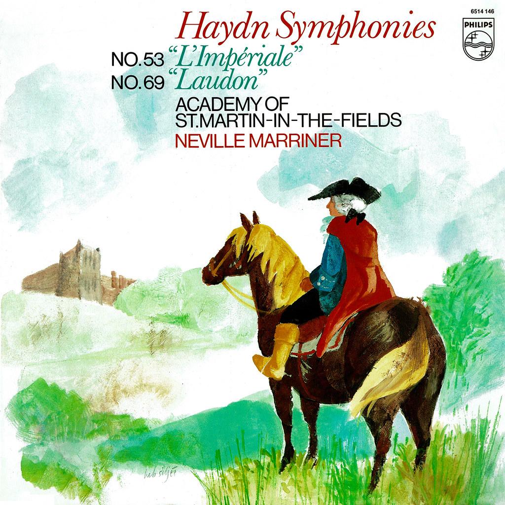 Franz Joseph Haydn - Symphonies Nos 53 & 69