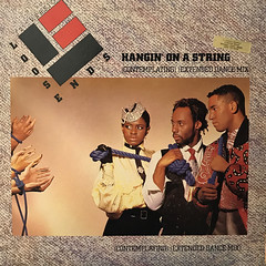 LOOSE ENDS:HANGIN' ON A STRING(JACKET A)