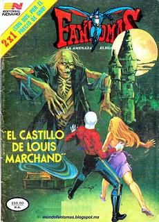 687 El Castillo de Louis Marchand $$