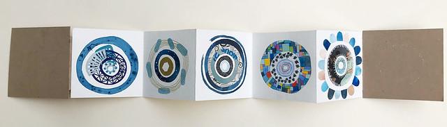 Mini Circle Series Little Art Book