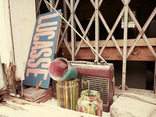 Lucasse - the worker's window