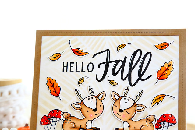 Hello fall! (Neat and Tangled release week)