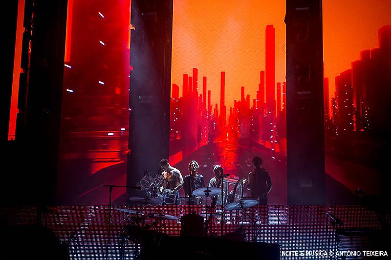 Imagine Dragons - Altice Arena 2018