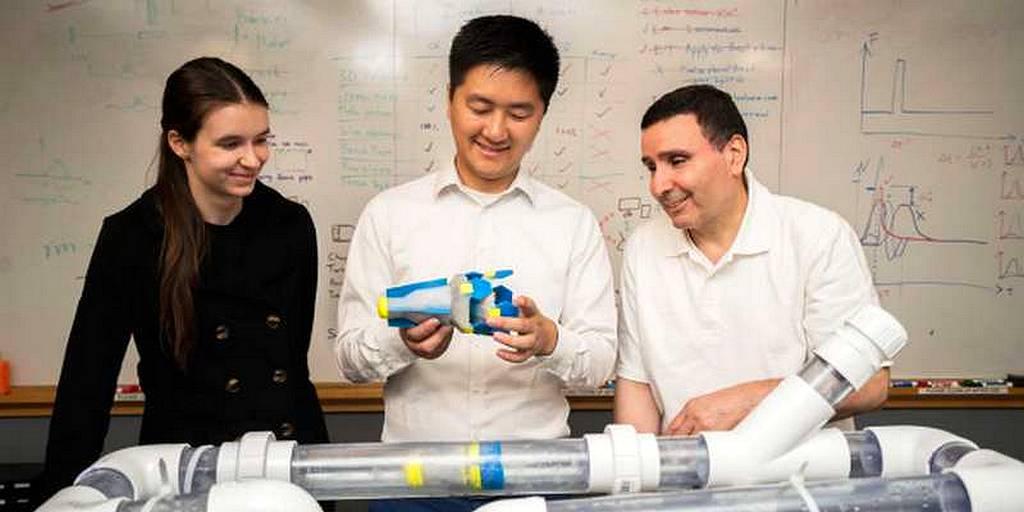 MIT : un robot pour savoir si vos tuyaux fuient