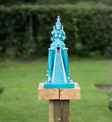 NOTRE DAME A CERAMIC BY FIDELMA MASSEY CATALOGUE REFERENCE 93 [SCULPTURE IN CONTEXT 2018]-144038