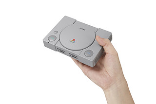 The Classic Mini Trend Is Here With The PlayStation Classic!