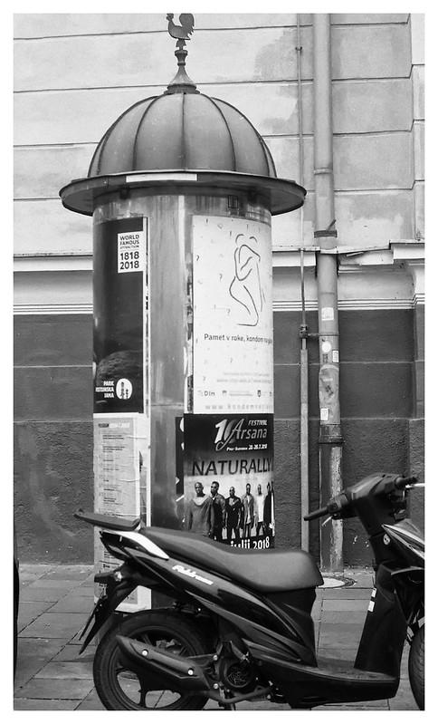 Ljublijana morris column