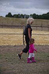 Mamie et sa petite fille