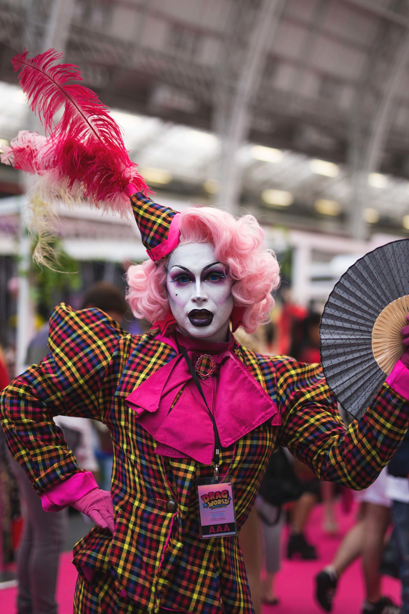 Anna Phylactic - DragWorld UK 2018