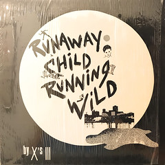 X'S III:RUNAWAY CHILD RUNNING WILD(JACKET A)