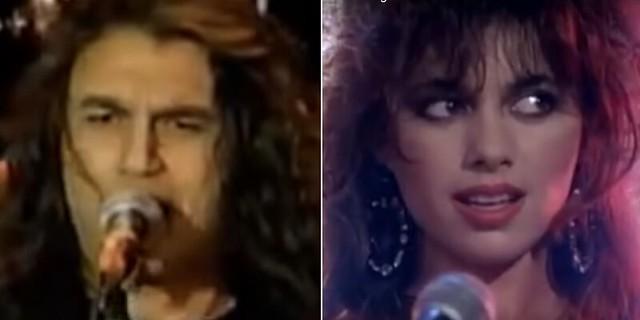 "Slayer與The Bangles在'Walk Like An Angel Of Death""中結合 1"