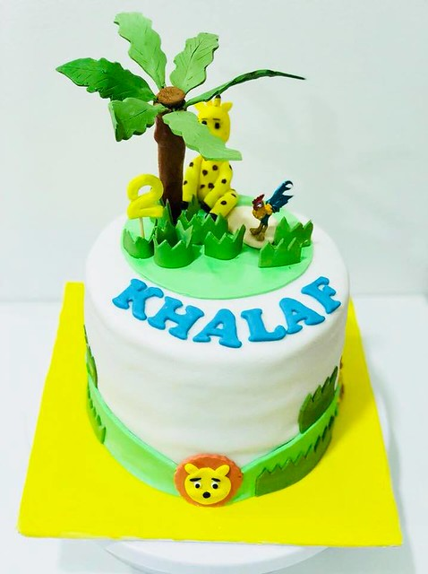 Cake by Bloom Cakes
