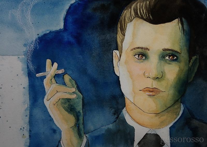 replicant Connor