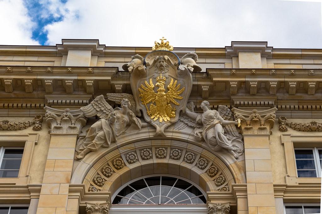 Das Portal V Des Berliner Schlosses Dewikipediaorgwiki Flickr
