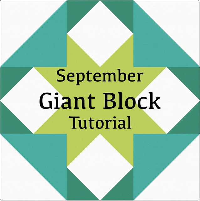 September Giant Block Tutorial Cover2