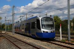 Tram-train in Mulhouse