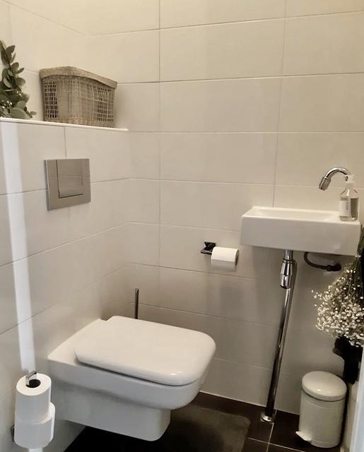 Toilet landelijk strak