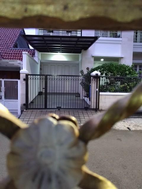 Rumah di Cempaka Putih Foto Asli