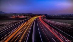 Autoroute A75 ( A hauteur de montpeyroux ) - Photo of Parent