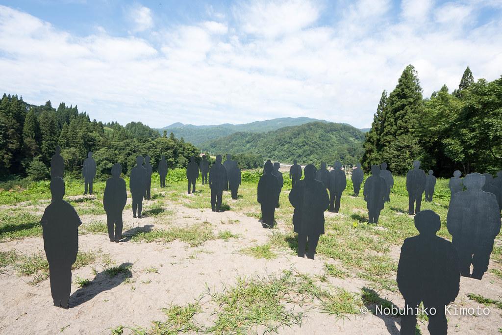 「記憶―記録」足滝の人々