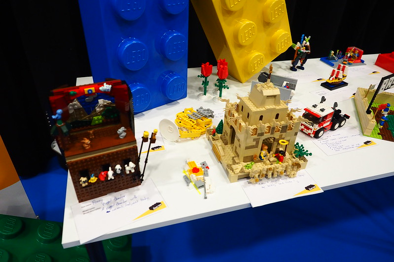 LEGO Inside Tour: Day One