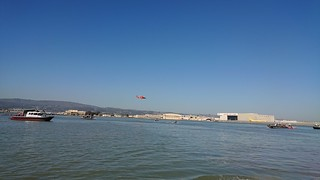 SFO Water Crash Exercise 2018