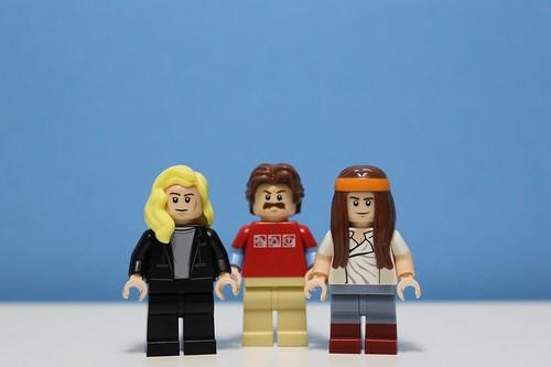 Lego RUSH