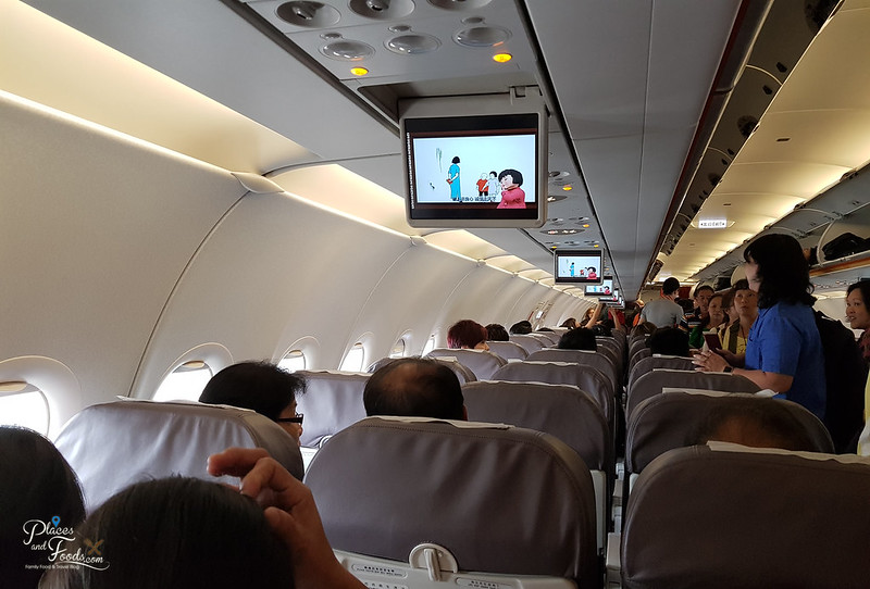 lucky air cabin