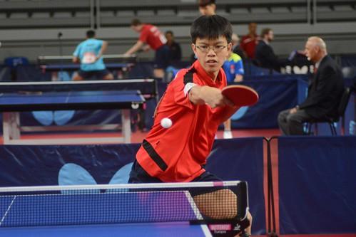CHUA Josh Shao Han SGP