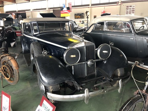 Automusee Mahy - Horch