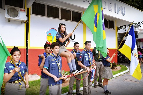 Desfile Cívico (Ipu 178 Anos)