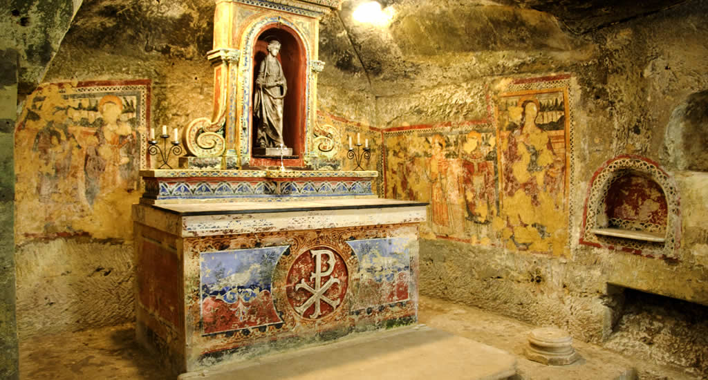 Cultuur snuiven op Malta: Rabat, Sint Agatha's Crypte en Catacomben | Malta & Gozo