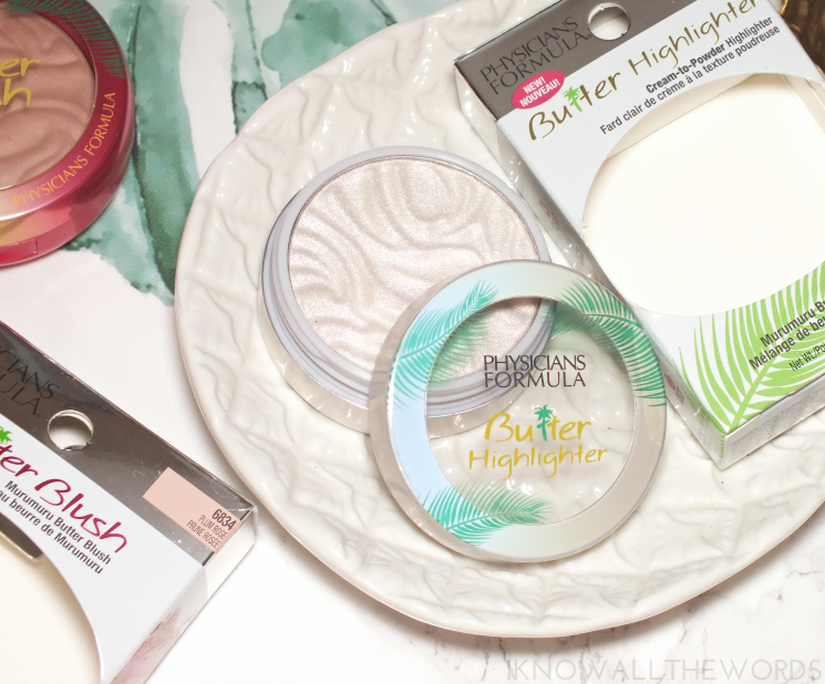 Physician's Formula Murumuru Butter Highlighter in Pearl  (2)