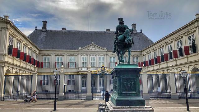 Paleis Noordeinde, Den Haag, Netherlands - 1604